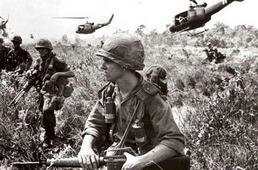 四柱推命占い鑑定|アメリカ帝国の衰亡|ベトナム戦争史①帝国衰亡を招く人々1