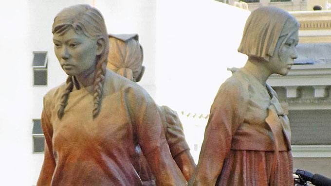ベトナム戦争の負の遺産・慰安婦像①|何故、関係のないアメリカに慰安婦像が立つのか?