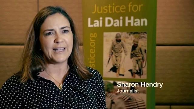 ベトナム戦争の負の遺産・慰安婦像⑥ ラオダイハンを日本にスライドする運動